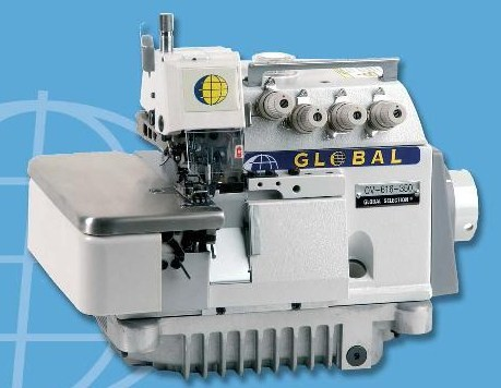 OV 616 serie safetystitch machines